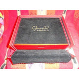 Fuente Opus 22 Ltd Red  Lacquer  traveler in  the original box only 375 made