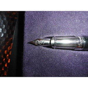 S.T.Dupont James Bond Casino Royale Collectors Fountain Pen Pre-owned