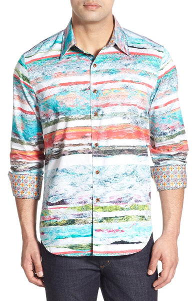 Robert Graham Bedouin Shirt