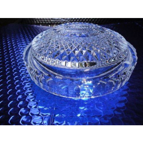 Waterford Crystal, 7 inch Round Ashtray