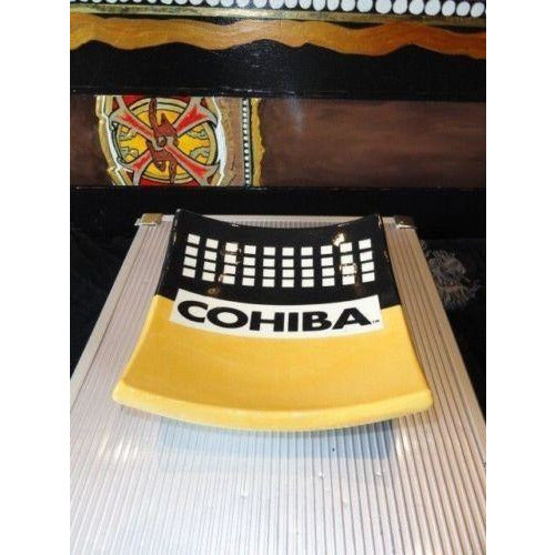 cohiba ceramic  ashtray