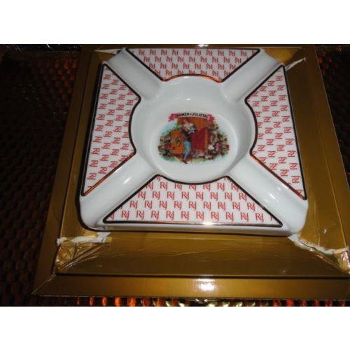 Romeo Y Julieta  Ashtray NIB by Bidasoa