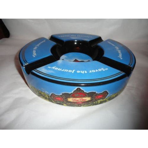 "Don Lino Africa  Ashtray 10"" Diameter new in the box"