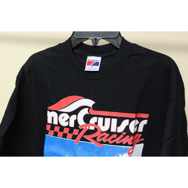 Swingster Black Graphic Shirt
