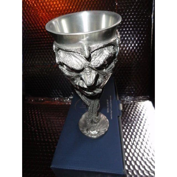 Royal Selangor Lord of Rings Collection Orc Goblet in the original box
