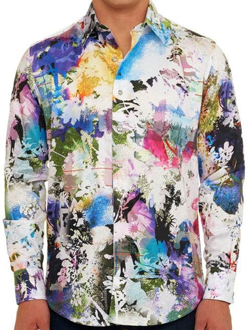 Robert Graham Mack Daddy Shirt