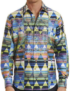 Robert Graham Land Bridge Shirt