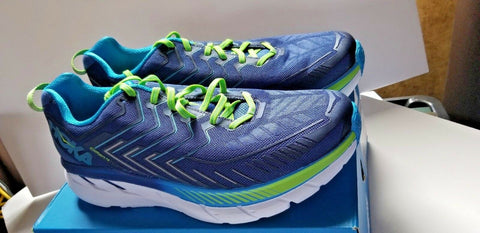 Hoka One One Clifton 4 Running Shoes Size 12.5