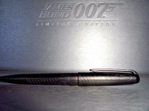 st dupont james bond 007 ball point pen