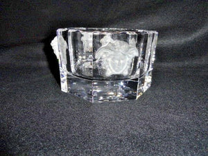 "VERSACE MEDUSA CRYSTAL""BOTTLE HOLDER  5 """