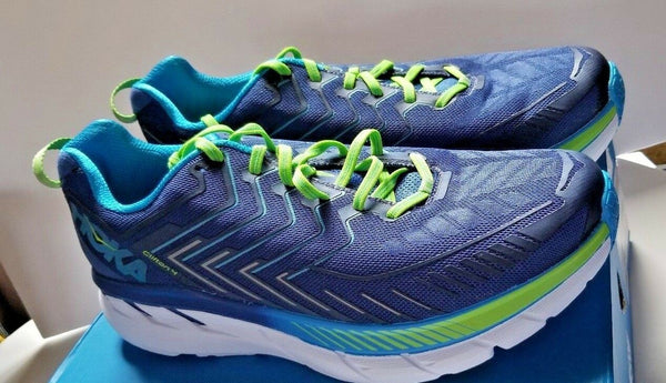 Hoka One One Clifton 4 Running Shoes Size 12""