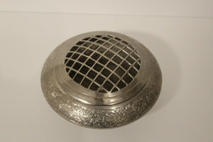 Circular Metal Ashtray
