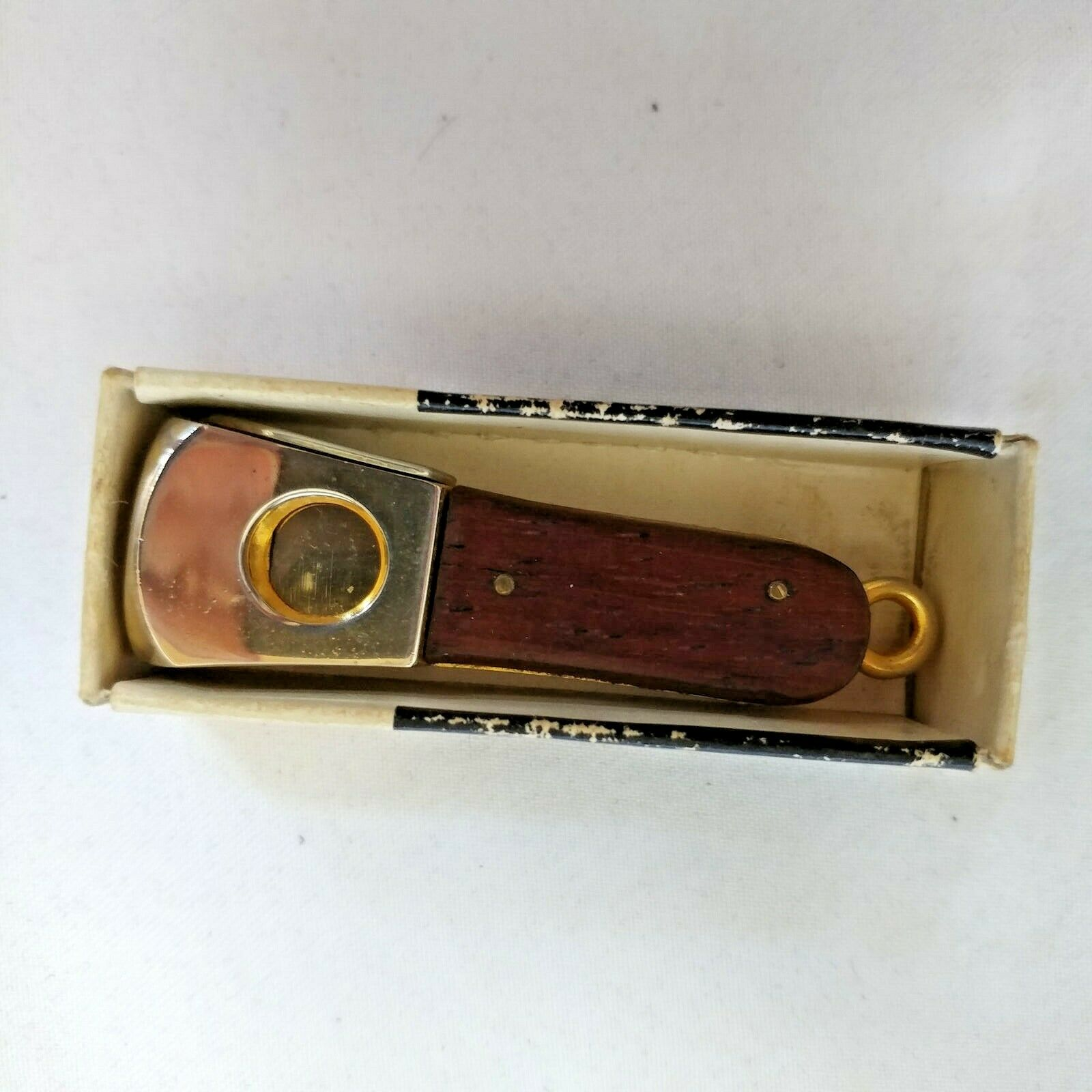 ZIGARREB ABSCNEIDER | SMALL CIGAR CUTTER | GERMAN MADE