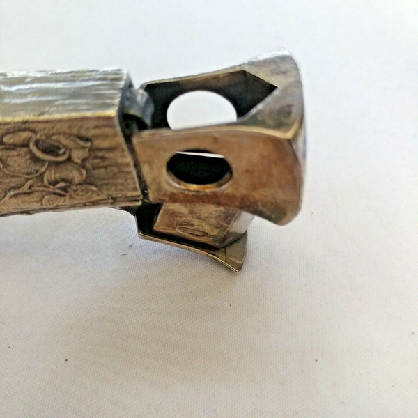 DUCK HEAD CIGAR CUTTER | MADE OUT OF PEWTER