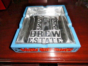 Drew Estates Pewter Ashtray