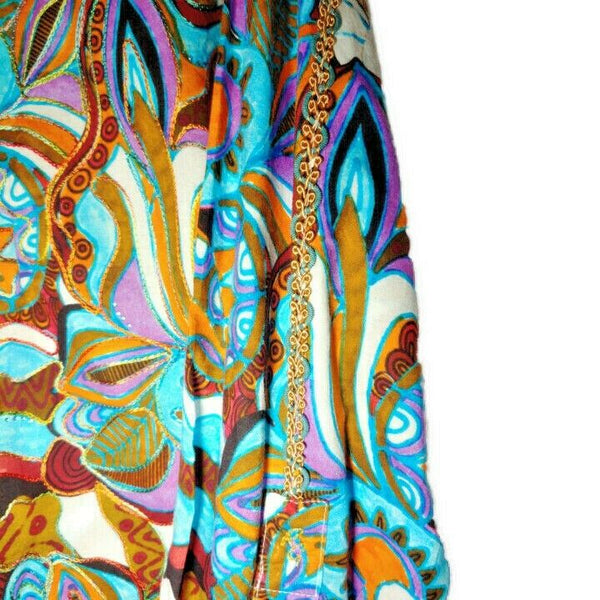 Robert Graham - Colorful Long Sleeve - Men's Medium Button Down Classic Fit