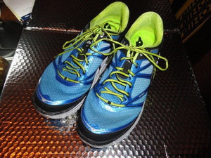 Hoka One One Blue Odyssey Running Shoes - Size 12.5