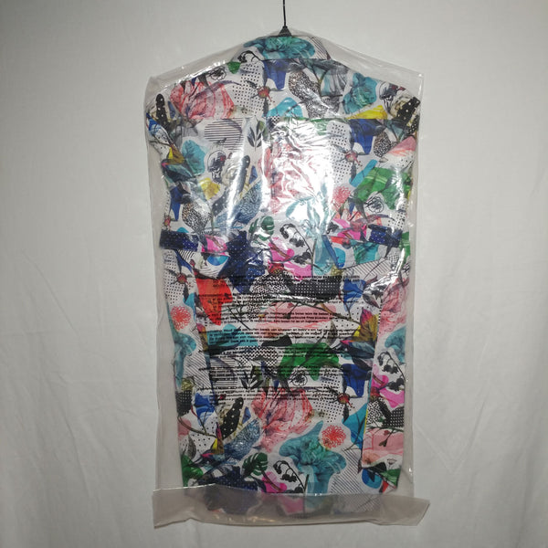 Robert Graham - Colorful ShortSleeve | Size: Medium | Style: PRENTISS | T