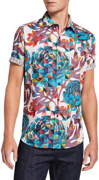 Robert graham Delfern Shirt