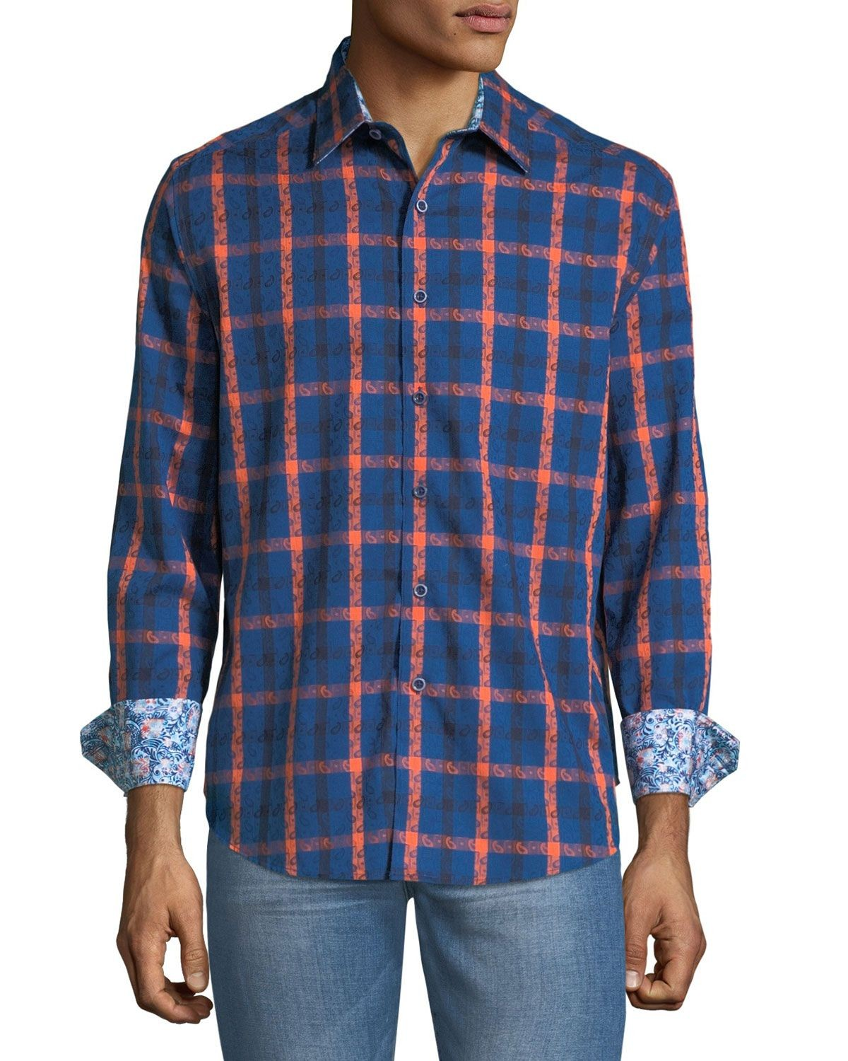 Robert Graham Dadebrook Shirt Medium