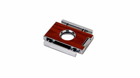 "Brizard and Co. The ""Elite"" Cigar Cutter - Rosewood"