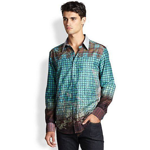 Robert graham swashbuckler medium shirt