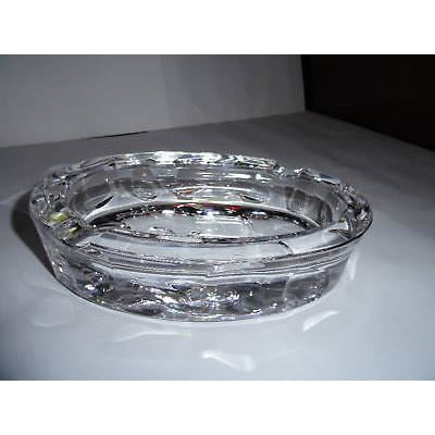 Mario Cioni Crystal Cigar Ashtray new without box