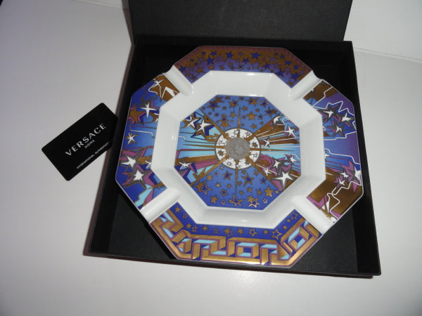 Versace  Infinite Ashtray 9""