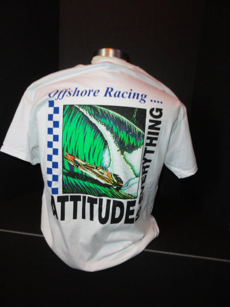 Offshore Racing T-shirts Large size