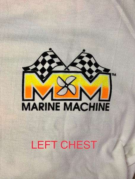 "Powerboat Racing T-Shirt "" Makin Waves "" Key West"
