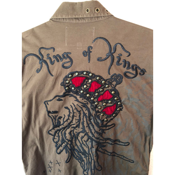 Rebel Spirit King of Kings Shirt