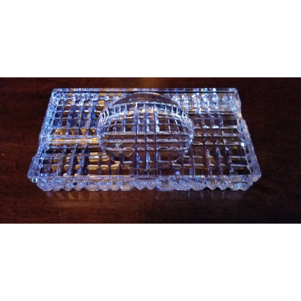 Waterford crystal ashtray