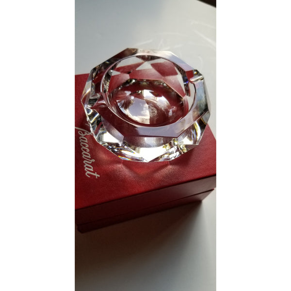 Baccarat Crystal Camel Ashtray