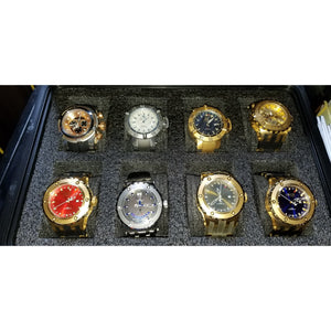 Collection of 8 Invicta Watches