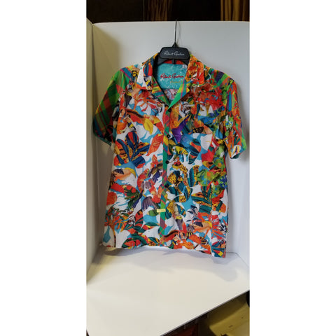 Robert Graham Medium sized shirt