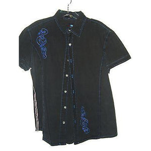 Just Cavalli mens casual designer shirt