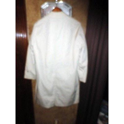 London Fog Tan Trench Coat preowned good condition
