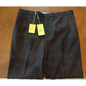"Etro Milano Mens Dress Pants made in Italy Waist 34""-  new with tags"