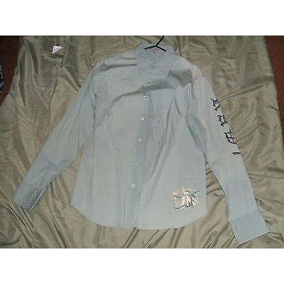 Raw mens casual dress shirt Medium