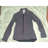 Artine mens casual dress shirt large Preowned Good Condition