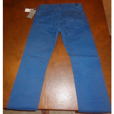 7 for all Mankind Mens Casual Designer Jeans