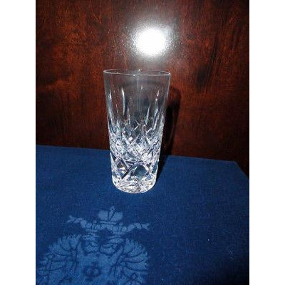 Faberge Crown Crystal Glass new