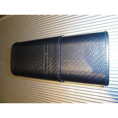 Andre Garcia leather cigar case