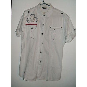Just Cavalli mens casual designer shirt XL