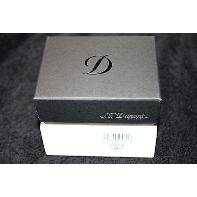 s.t.dupont black leather lighter case for Gatsby Lighter in the original box NIB