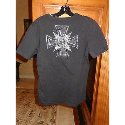 Richmond Mens Designer T-Shirt Size: medium