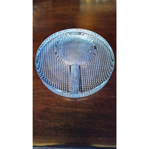 "Ashtray 8.25 "" Diameter Preowned Good Condition."