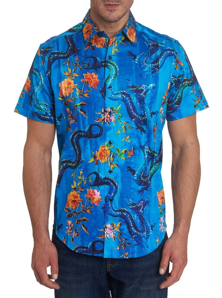 Robert Graham Elmore Short Sleeve Shirt