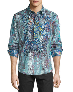 Robert Graham Elizabeth Mirage Shirt