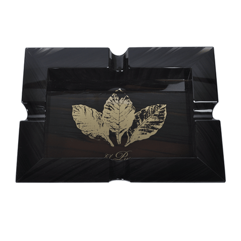 Elie Bleu El Puro Black Obsidian Ashtray